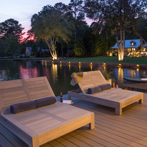 Dock Seating