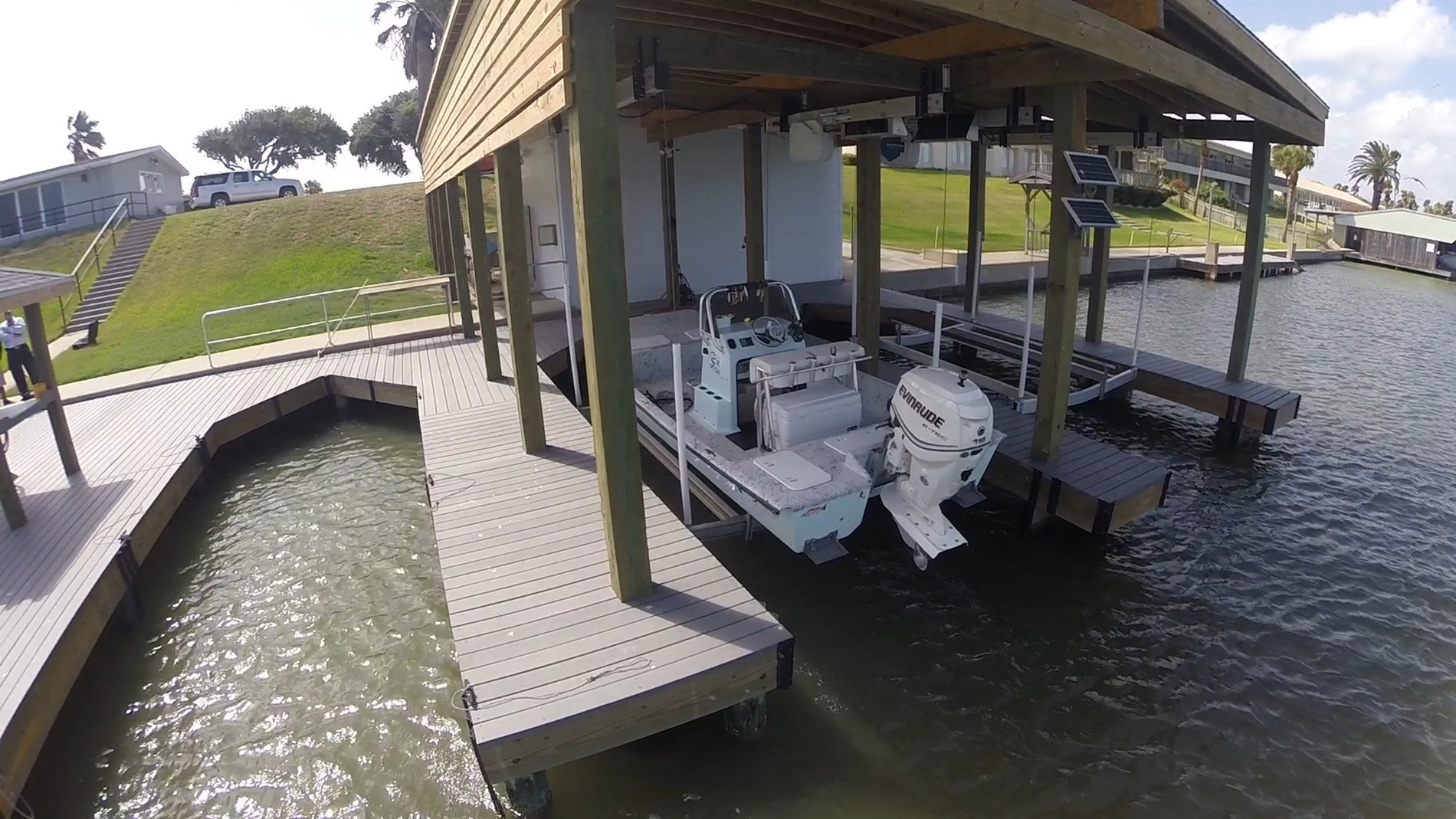 Boat House Lifts Permanent Boat Lifts Shorestation 174