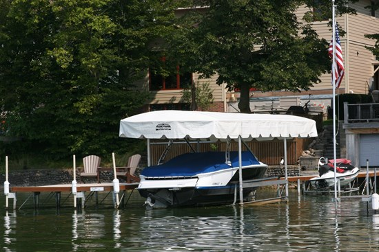 Free Standing Boat Lift 25
