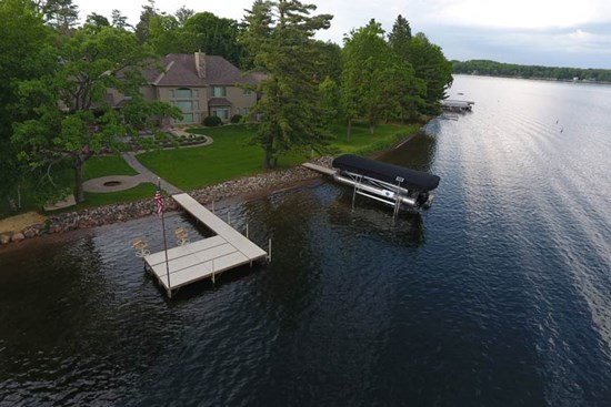 Classic Dock - Astrup - Gull Lake