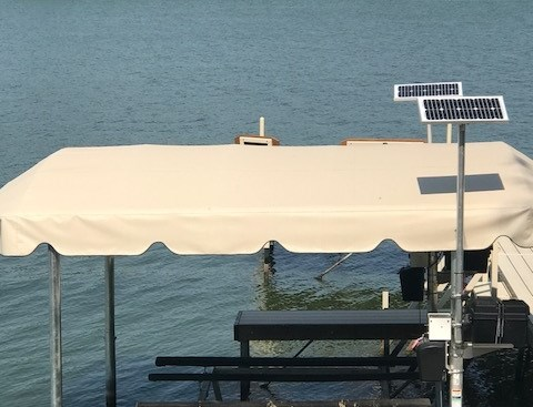 Lift Styles Free Standing Boat Lifts Shorestation 174
