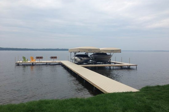 Classic Dock - Etterman - Gull Lake