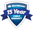15 year Cable Warranty