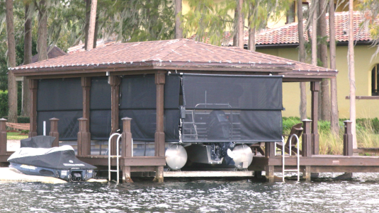 ShoreScreen Boathouse