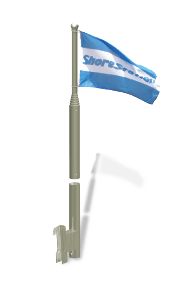 flag-pole-holder