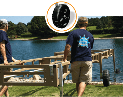 ShoreBridge® Docks | ShoreStation®