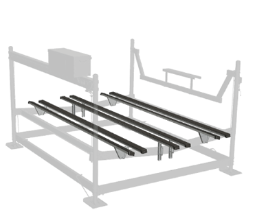 Pontoon Tandem Double Bunk Kit