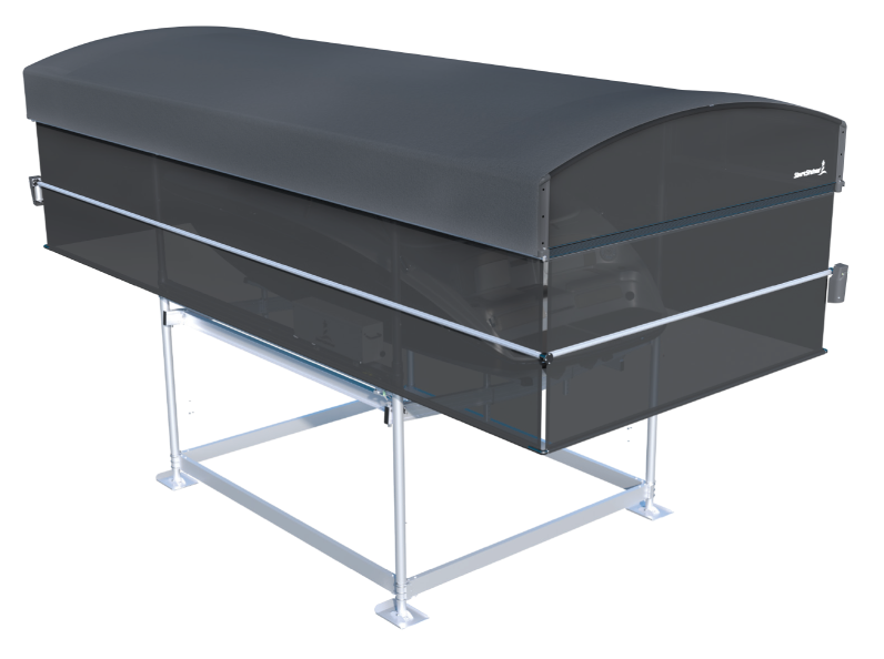 Render of Revolution Series Canopy